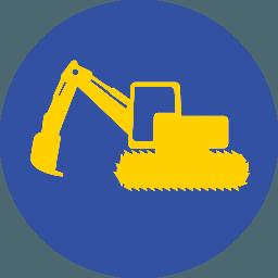 excavadorayellow
